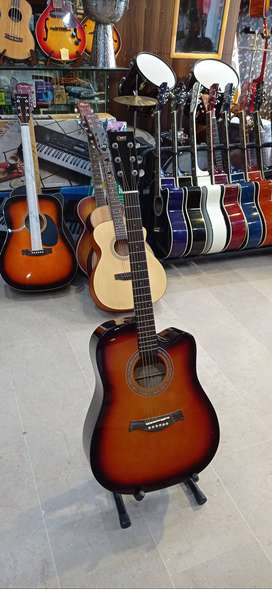 M &T high quality Acoustic guitar