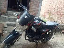 135 cc bajaj discover  bike ok a onlly Injjan hona