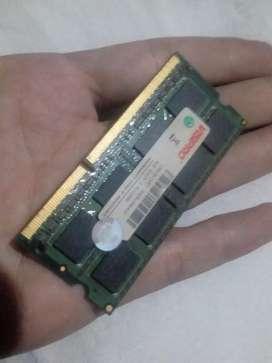 Ram laptop 4gb 2nd normal full memory laptop bekas pakai asus 450e