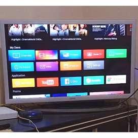 Jual TV LED SAMSUNG flat smart 32inch