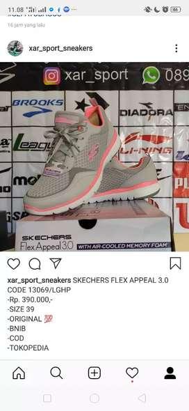 Sepatu SKECHERS ORI 100% murah banget
