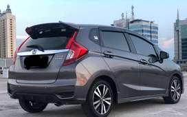 Jual Honda jazz RS abu² 2020 istimewa pajak baru plat H kota bs kredit