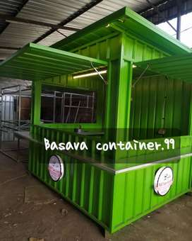 Container makanan- container usaha- container kedai- container jualan