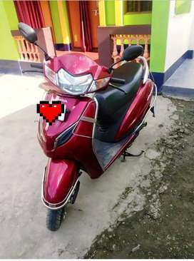 I want a scooter for 15 days rent
