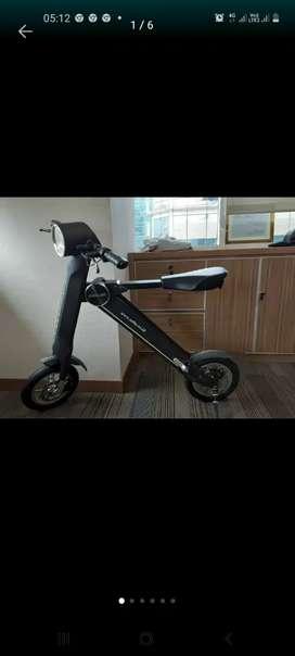 E bike k selis mulus 99% sepeda lipat listrik