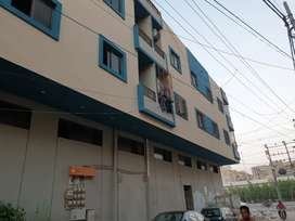 North karachi secto 5C2 flat with roof