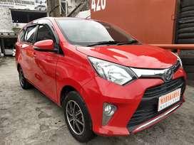 Calya G MT 2017 Merah TDP11jt! KM25rb! TT Agya Ayla City Vios Jazz PCX