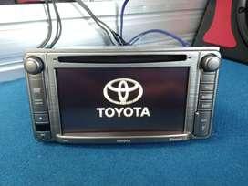 Hu Toyota Fortuner 2013