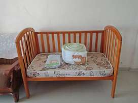 Cot for toddler and for up to 3 year