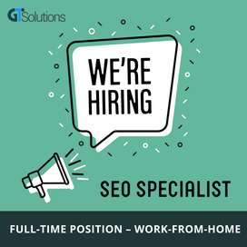 SEO Specialist Entry Level Job