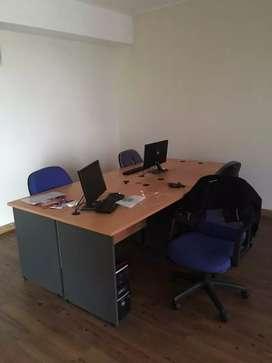 Dijual cepat BU meja dan kursi kantor (bisa satuan)