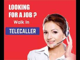 Fresher Experienced Telly caller females staff need
