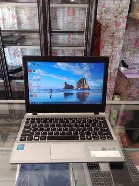 Acer V5-132 gk ada kendala, ringan, slim cocok dipakai pelajar