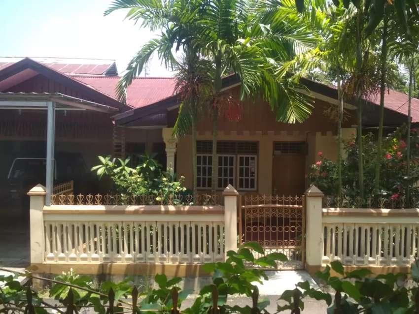 Dijual rumah di pusat kota Bengkulu