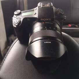 Sony RX10 camera