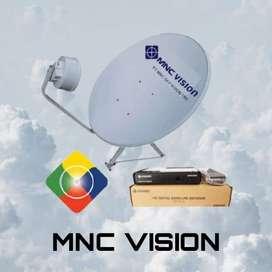 Parabola MNC Vision Lombok Tengah NTB