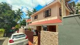 3 BHK New Ground Floor House For Rent AT Vellayambalam 20000