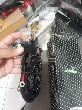 Kabel set klakson biyar aman kabel fleksibelnya