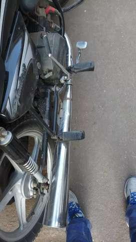 Honda original silencer