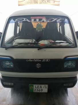 good condition carry  bolan Lahore number modal 2010 with smart card