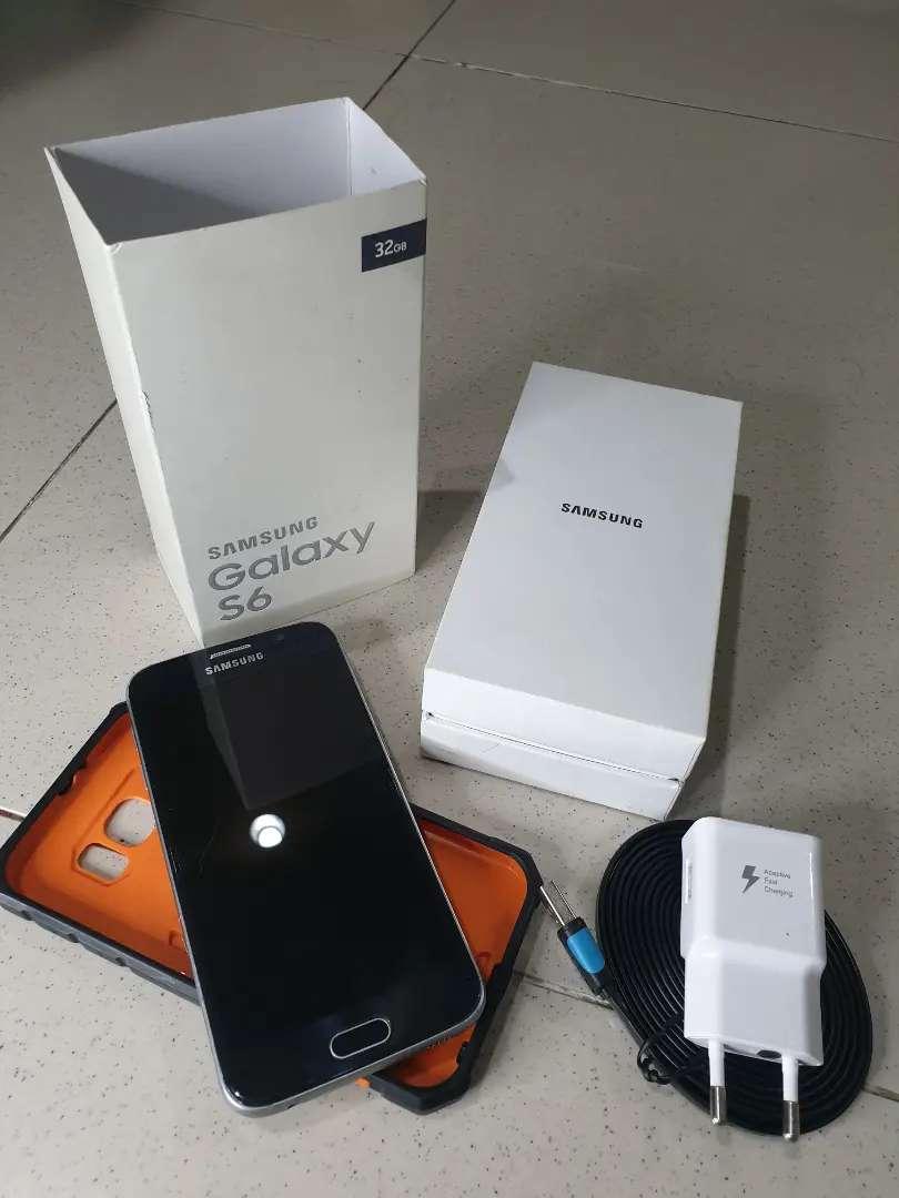 Galaxy s6 flat 64 GB 0