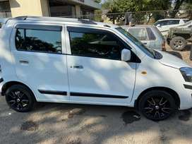 Maruti Suzuki Wagon R 2018 Petrol Good Condition