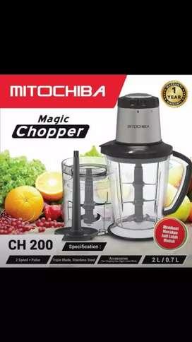 Mitochiba CH 200, chopper
