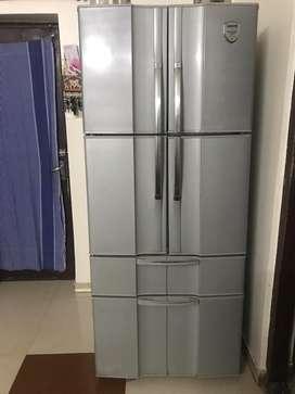 Side by side fridge