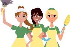 asisten rumah tangga/ pembantu