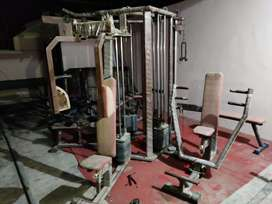 Joint gym machine