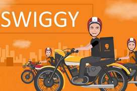 Delivery Boy required swiggy company