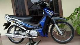 Pajak ISI Honda SUPRA X 125