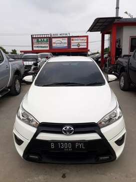 Yaris 2016 S TRD matic