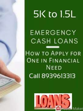 Online personal loan or spot loan available
