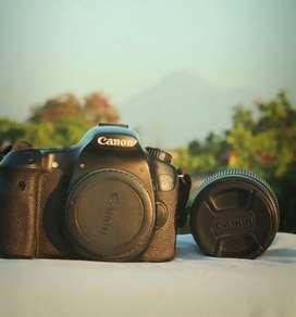 Jual Canon EOS 60D