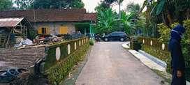 Tanah Murah dan Strategis 2 menit dari Jl. Magelang