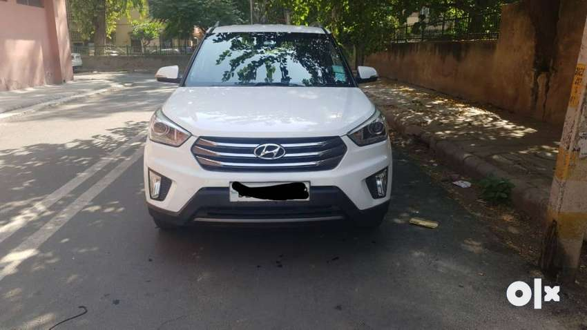 Hyundai Creta 2015 Diesel perfect condition 0