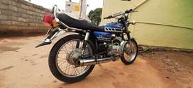 Yamaha rx 135 slightly Negotiable