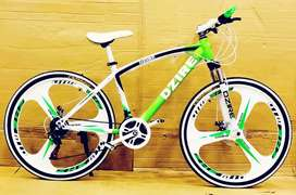 DZIRE 21 GEAR SHIMANO NEW CYCLE MTB HYBRID CYCLE AVAILABLE
