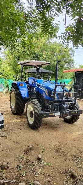 New Holland 6010 4wheel drive