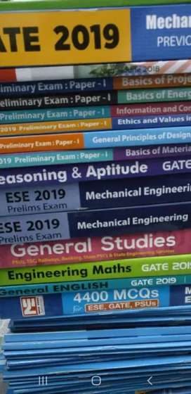 Made easy mechanical engineering books for GATE and ESE