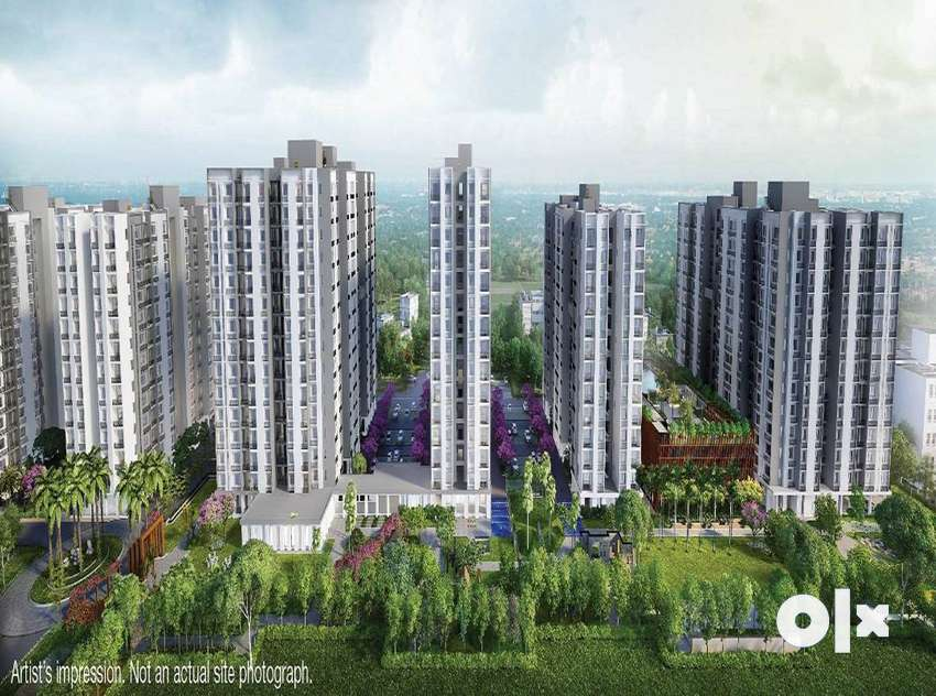 2 BHK 891 Sq Ft Flats for Sale in Godrej Seven at Joka 0