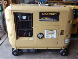 Genset 5000 Watt Cocok Buat Usaha