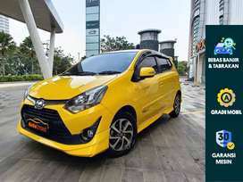 [OLXAutos] Toyota Agya S TRD 2018 A/T #Autotrust