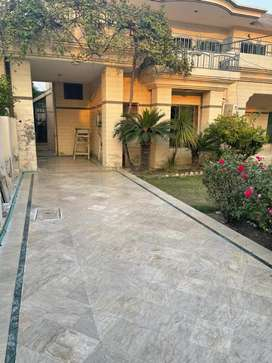 Full Furnished Indepented upper portion with separate Gate for rent