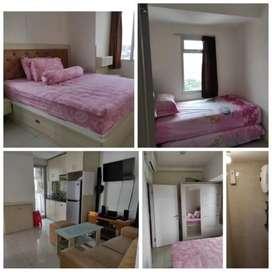 Dijual apartemen green lake sunter 2BR furnish SHM