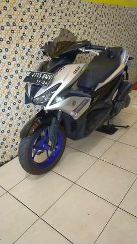 Yamaha aerox 2019 dp 500rb