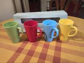 Pezzi Melamine Mugs - Set of 4