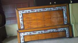 Bachat furniture new full size bed