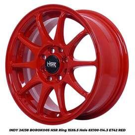 Velg Mobil Wuling ( Confero ) HSR R15X65 H8X100-114,3 ET42